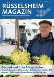 Rüsselsheim Magazin Februar 2018