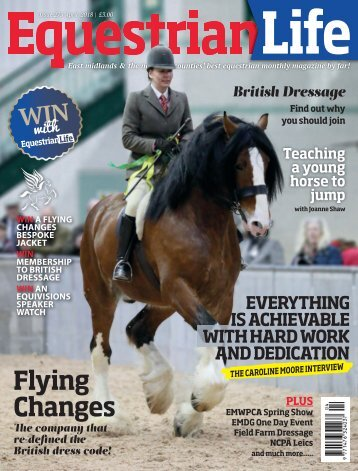 Equestrian Life April 2018 Issue