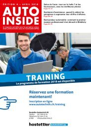 AUTOINSIDE Édition 4 – Avril 2018