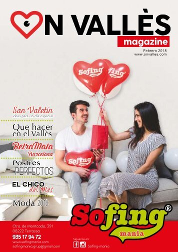 On Vallès Magazine Febrero 2018