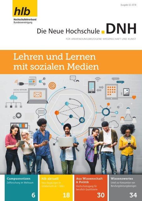 Die Neue Hochschule Heft 2/2018