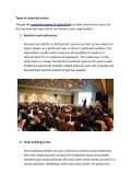 Importance and Types of Corporate Events - Page 2