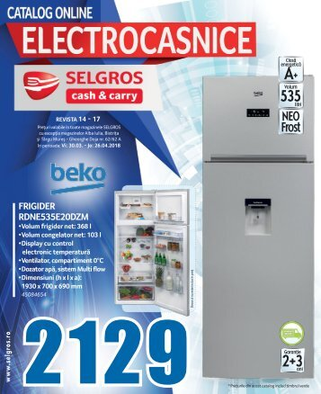 14-17 Electrocasnice Online 2018