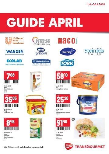 Guide April
