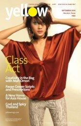 Creativity in the Bag with Mari Omori Pavan ... - Yellow Magazine