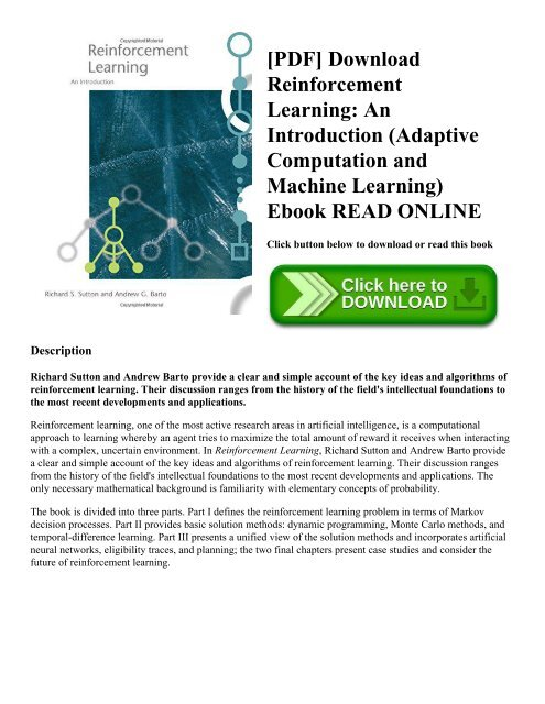 Machine Learning Pdf