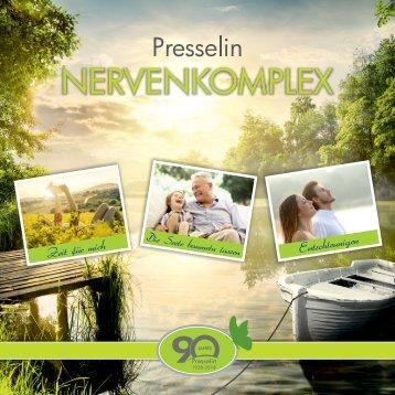 Presselin Nervenkomplex - 2018 - DRUCK