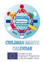 children rights calendar