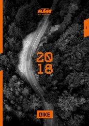 KTM Bike Industries 2018