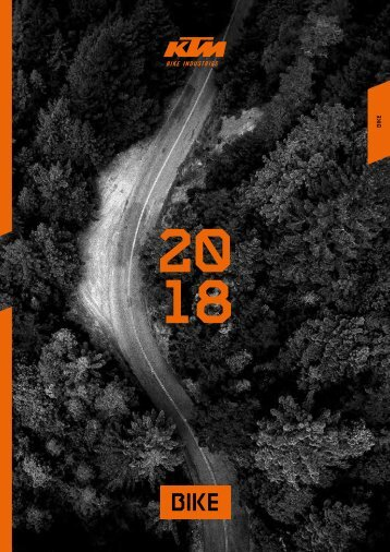 KTM Bike Industries 2018