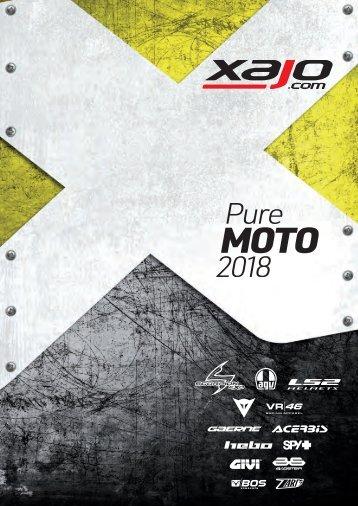 RG-S XAJO-katalog 2018