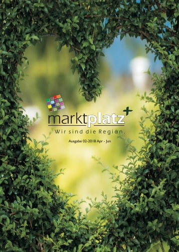 Magazin Marktplatz 02-18