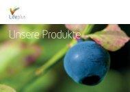 Produkte Katalog Lifeplus - Deutsch