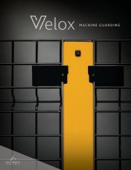 Velox Machine Guarding Brochure