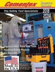 Cementex 2018 Product Catalog