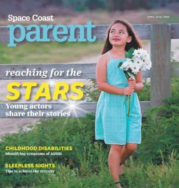 Space Coast Parent - April 2018