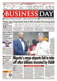 BusinessDay 27 Mar 2018