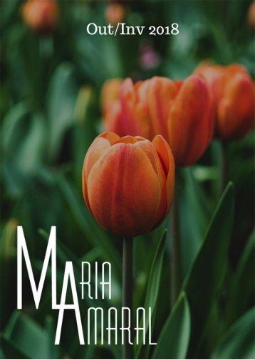 Catálogo Maria Amaral