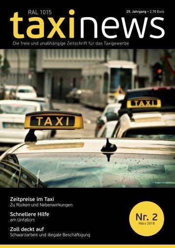 RAL1015 taxi news Heft 02-2018