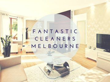 Fantastic Cleaners Melbourne