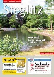 Gazette Steglitz Nr. 7/2017