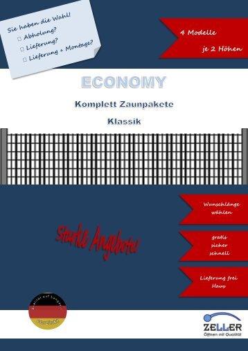 KATALOG Komplett Zaunpakete Klassik