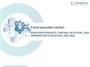 Facial Injectables Market
