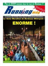 Spécial Marathon de Bordeaux Métropole 2018