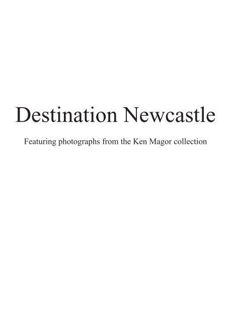 Destination Newcastle