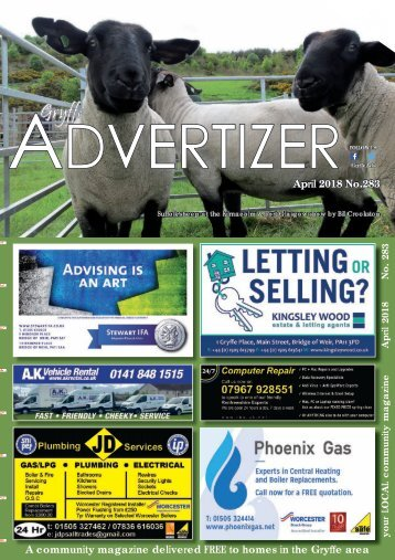 283 April 2018 - Gryffe Advertizer
