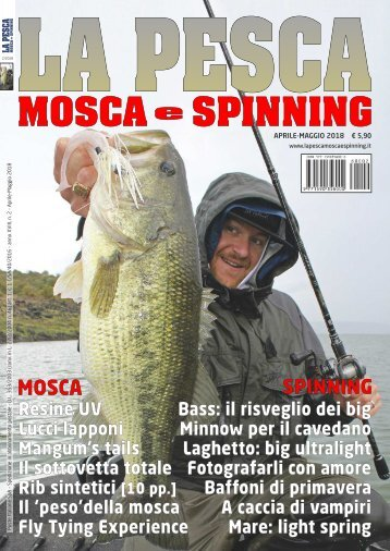 La Pesca Mosca e Spinning 2/2018