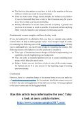 All You Should Know About Resume Format 2018 - Page 4