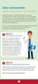 USO CONSCIENTE DO PLANO DE SAÚDE - Você e seu plano saudáveis! - Page 2