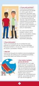 USO CONSCIENTE DO PLANO DE SAÚDE - Você e seu plano saudáveis! - Page 3