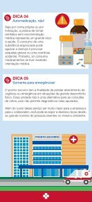 USO CONSCIENTE DO PLANO DE SAÚDE - Você e seu plano saudáveis! - Page 5