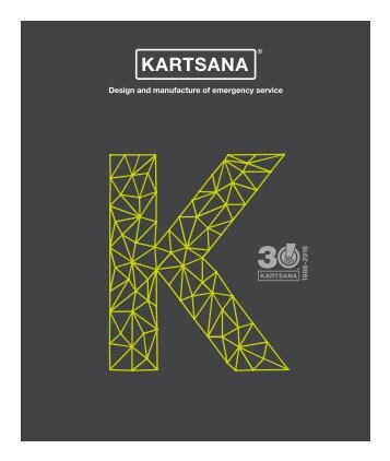 Kartsana Catalogue 2016