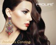 Catalog  PROLIFE International ENGLISH