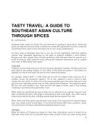 Jo's South East Asian Cooking Class  - Page 3