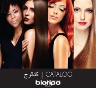 CATALOG ARABIC AND ENGLISH COSMETICS BIOTIPO BRAZIL