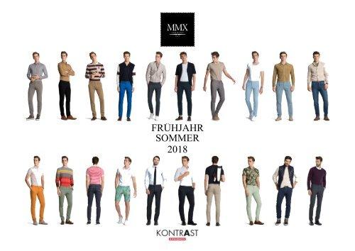 MMX LOOKBOOK FRÜHJAHR 2018