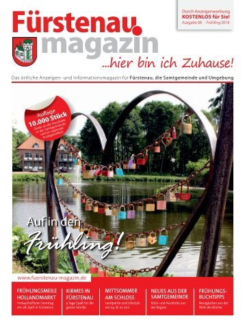 Fürstenau Frühjahr 2018