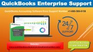 Just Dial QuickBooks Enterprise Support Number for Technical Help