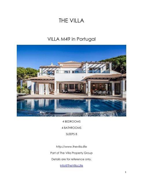 Villa M49 - Portugal