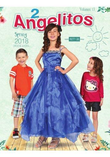 #634 Catálogo Angelitos 2 Primavera Verano 2018