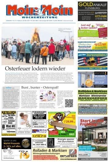 MoinMoin Flensburg 13 2018