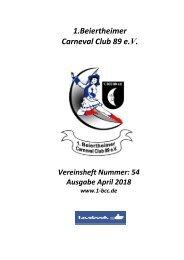 1. Beiertheimer Carneval Club 89 e.V.