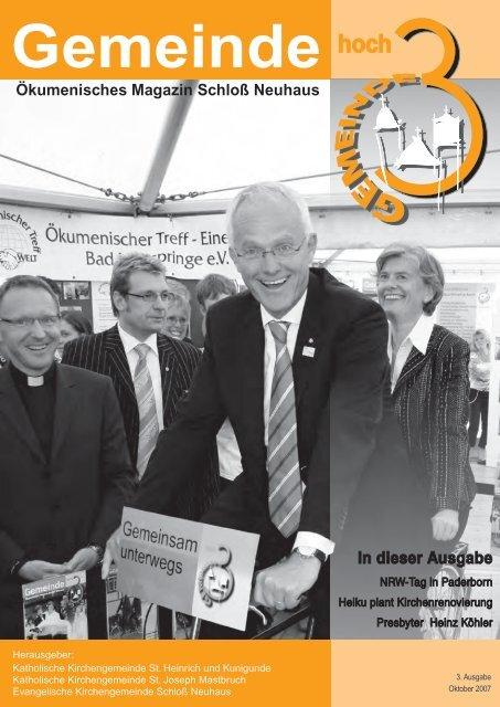 Gemeinde - Kath. Kirchengemeinde St. Heinrich und Kunigunde ...