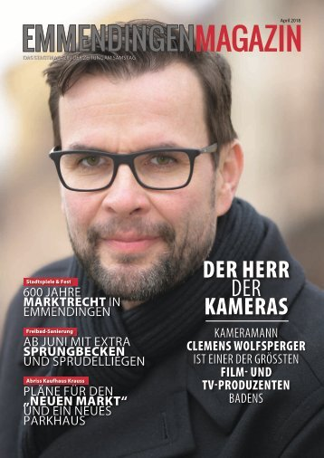 Emmendingen Magazin (April 2018)