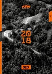 KTM Bike 2018 GEO