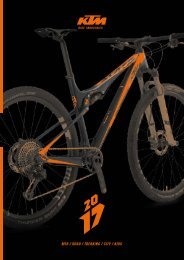 KTM Bike Industries 2017